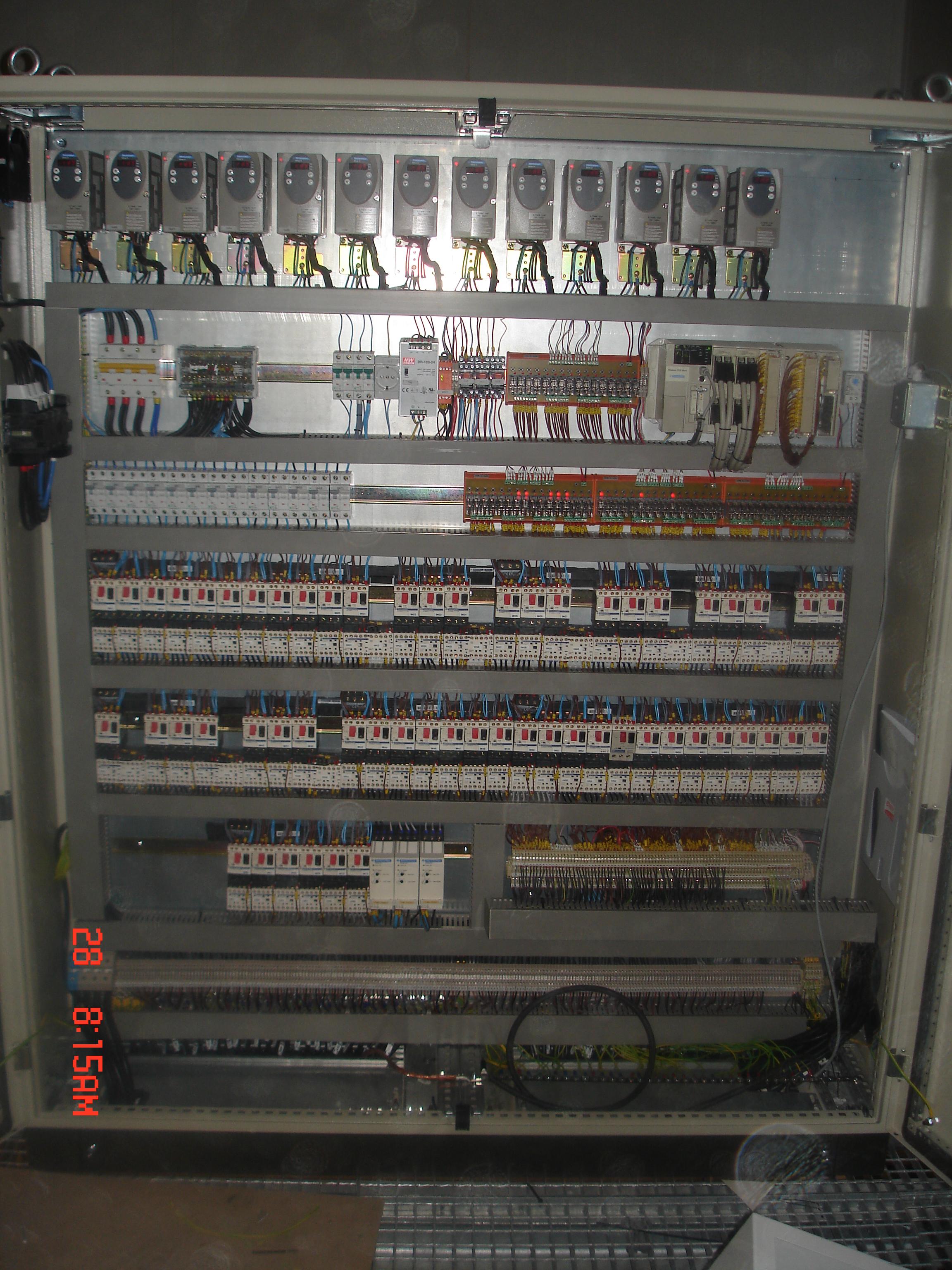 Instalación y programación eléctrica